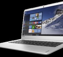 Laptopy Lenovo IdeaPad 710S to bardzo eleganckie i lekkie urządzenia o dużej wydajności